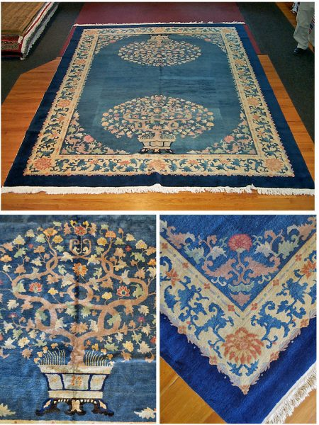 #31593  Antique Chinese Fette  9.3 x 11.10  Chinese