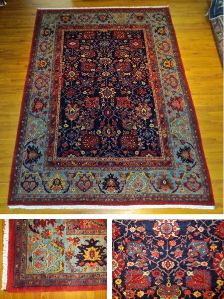 #36905  Persian Bijar  8.6 x 11.6