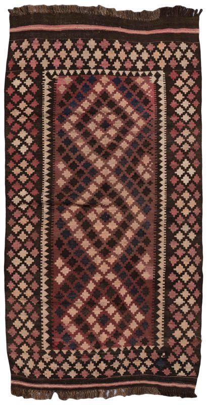 32927-Afghan_Maimana_Kilim-3'1''x6'5''-Afghanistan