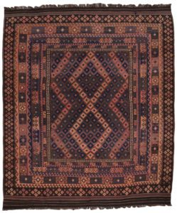 31059-Afghan_Maimana_Kilim-8'6''x9'9''-Afghanistan