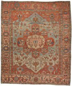 32584-Antique_Persian_Serapi-10'0''x11'8''-Persia