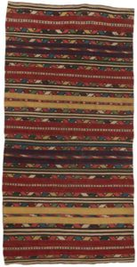 26801-Antique_Shirvan_Kilim-5'1''x10'2''-Caucasus