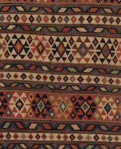 28510-Antique_Shirvan_Kilim-4'9''x10'3''-Caucasus-b