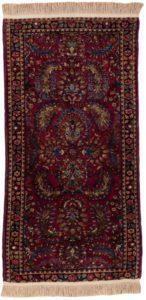 20980-Antique_Persian_Sarouk-2'0''x4'0''-Persia