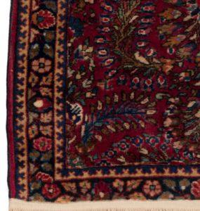 20980-Antique_Persian_Sarouk-2'0''x4'0''-Persia-c