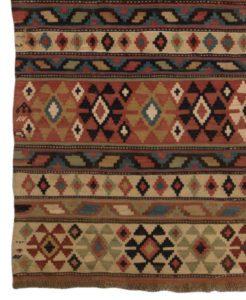 28510-Antique_Shirvan_Kilim-4'9''x10'3''-Caucasus-c