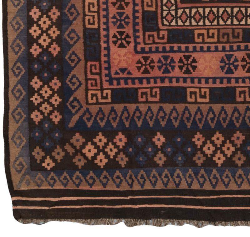 Afghan Maimana Kilim Rug