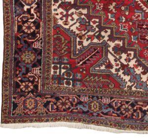 32596-Semi_Antique_Persian_Heriz-8'2''x10'0''-Persia-c