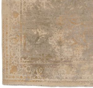 38404-HRL102A-9-Heirloom_Transitional_Wool_and_Silk_Ivory.Green.Gray.Gold-Fine_Indo_Heirloom-8'11''x12'2''-India-c