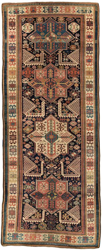 29320-Antique_Akstafa-4'0''x9'7''-Caucasus-a