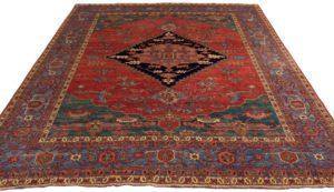 36488-Luxe_Tribal_Bakshayesh-8'2''x10'0''-Afghanistan-2