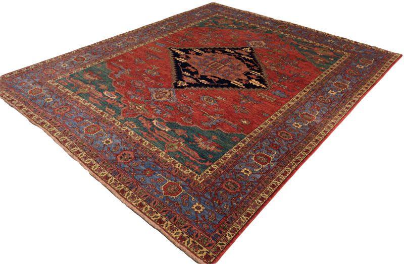 Luxe Tribal Bakshayesh Wool Rug Kebabian S Rugs