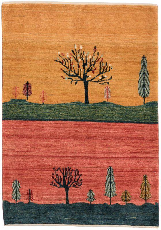 Ultimate Persian Gabbeh Folk Life Wool Rug Kebabian S Rugs