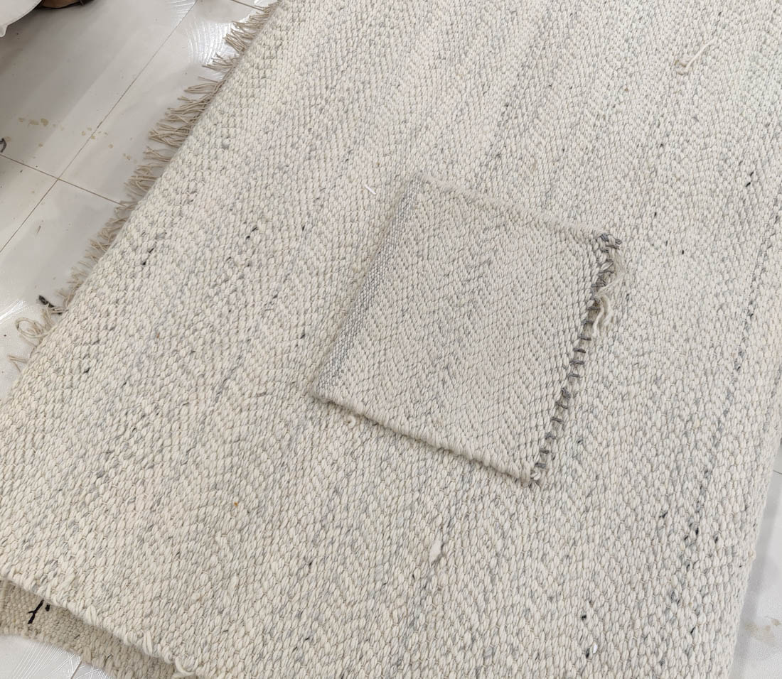 ivory cream rug