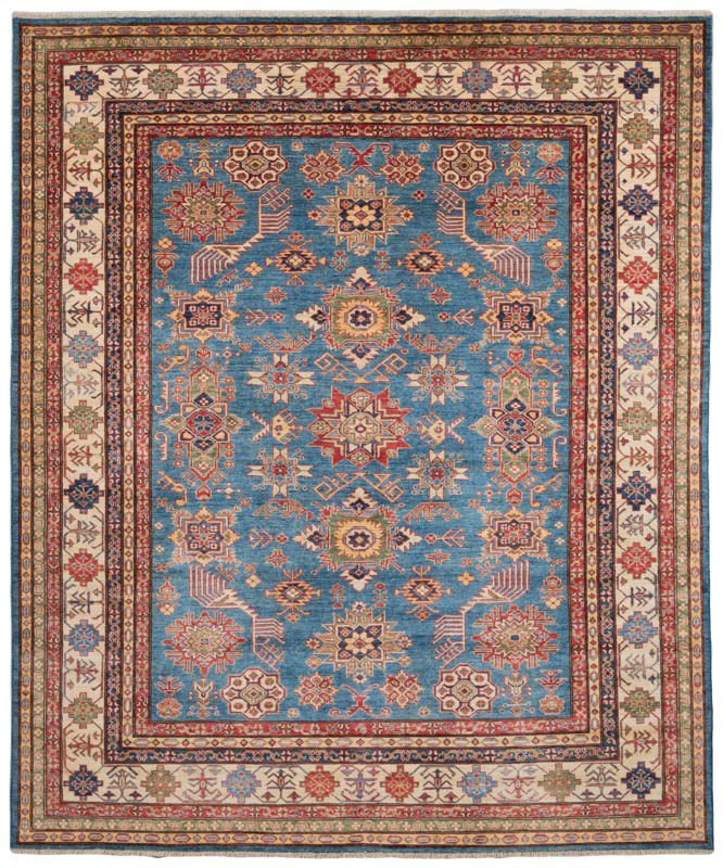 Fine Afghan Kazakh Rug