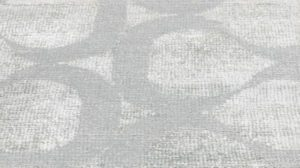 banana silk rug