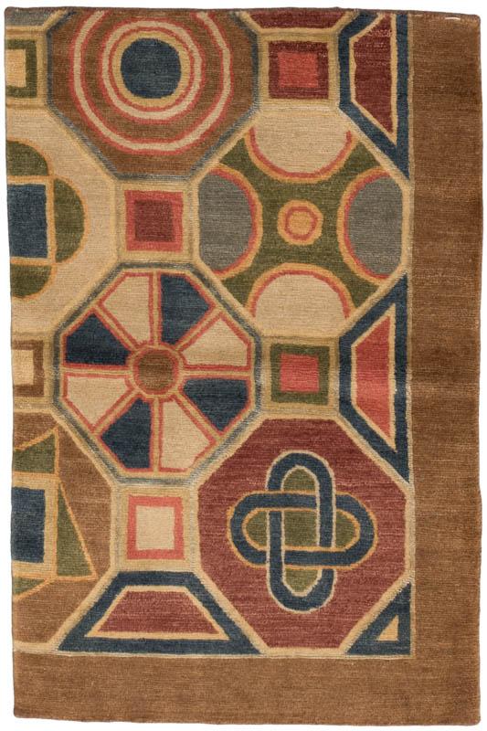 Fine Tibetan Wool Silk Rug Kebabian S Rugs