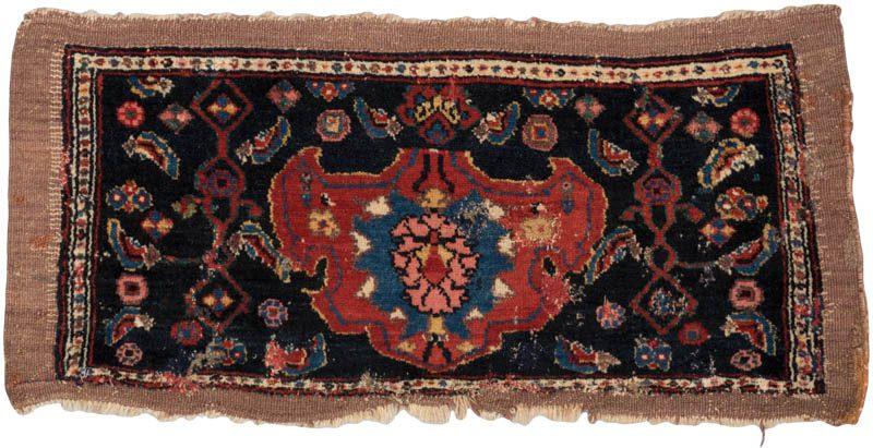 antique beshir rug