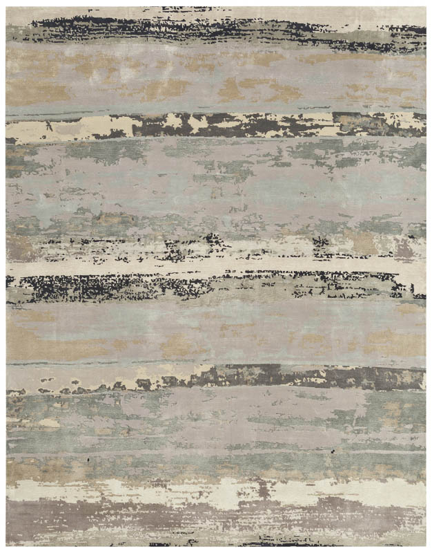 Tibetan Pate Neutral Color Wool And