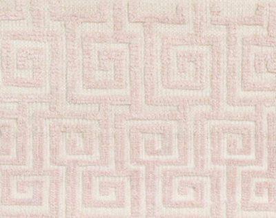 modern wool & silk rug