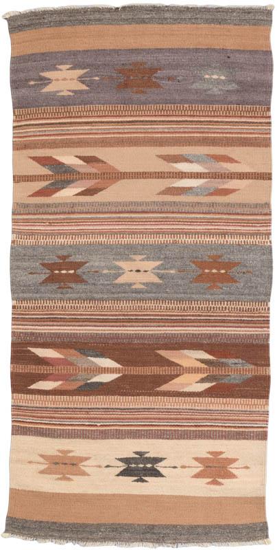 Southwest Design Vintage Kilim Wool Rug Kebabian S Rugs