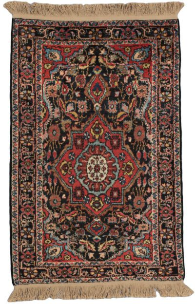 antique dergazine rug