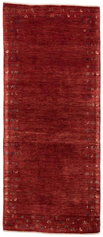 gabbeh wool runner rug