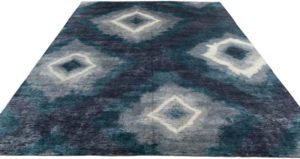Silk and Wool Rug