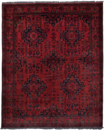 turkman wool rug