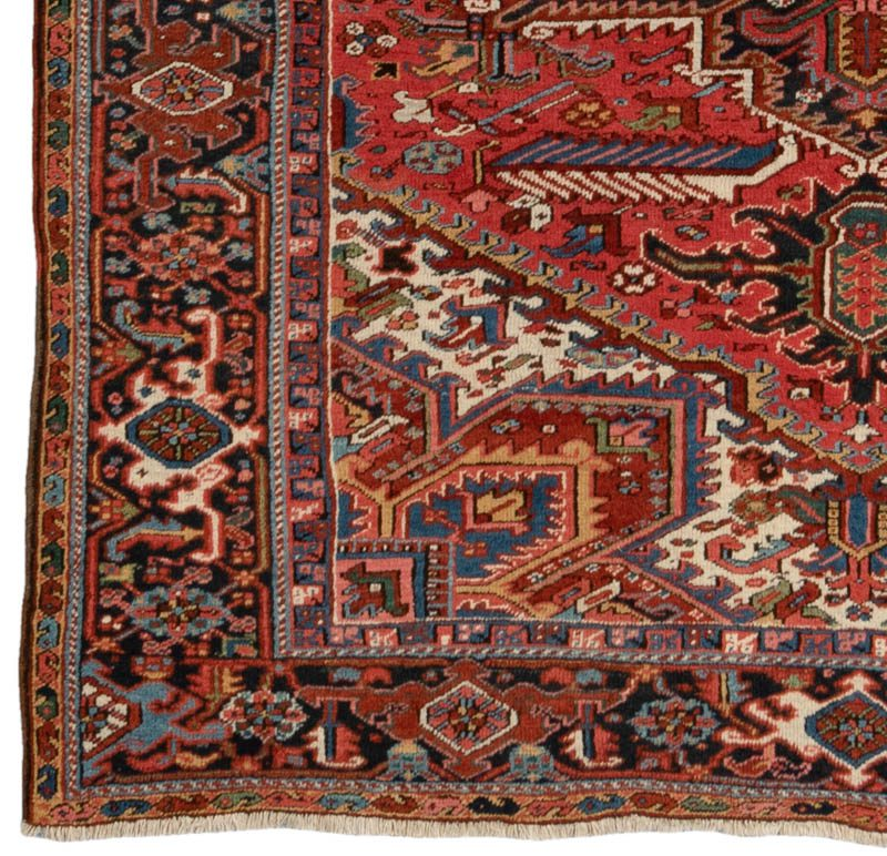 Antique Persian Heriz Rug Kebabian S Rugs