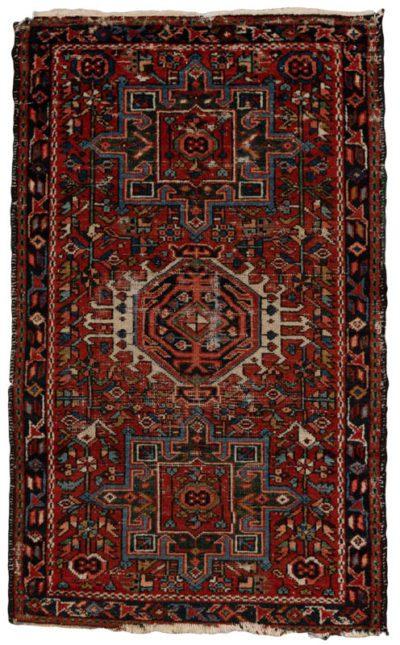 antique karadja rug
