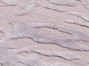 tibetan wool and silk rug