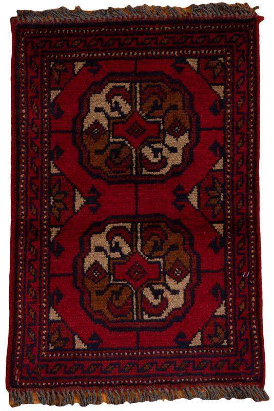 Afghan Khal Mohammadi Wool Rug