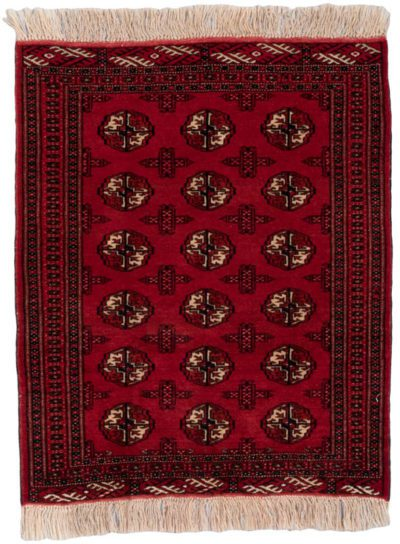 turkmen bokhara rug
