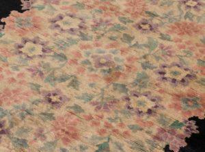 antique art deco chinese rug