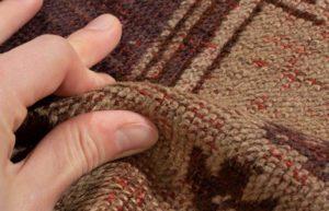 antique anatolian prayer rug