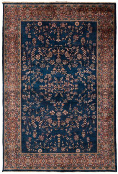 sarouk persian patina rug