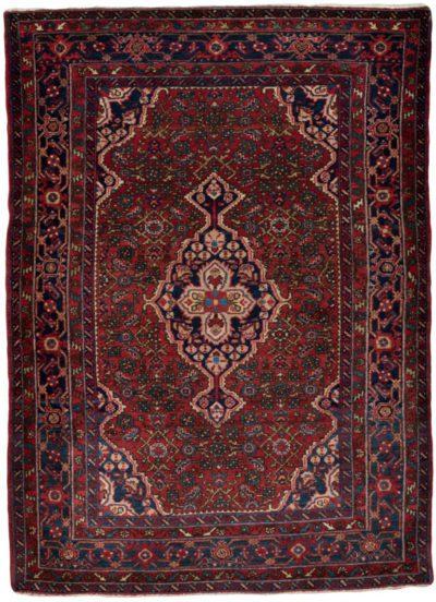 antique persian ingeles rug