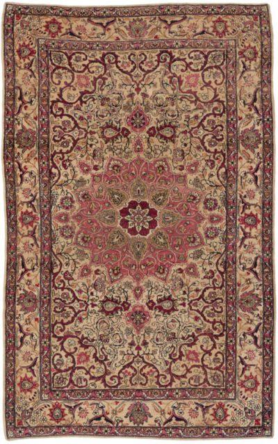 persian lavar kerman rug