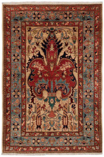 mughal rug