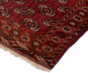 antique bokhara turkmen rug