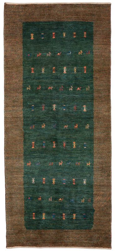 persian gabbeh runner rug