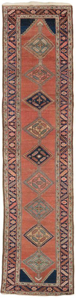 antique sarab runner rug