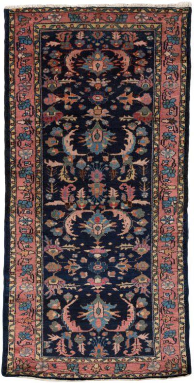 antique lilihan runner rug