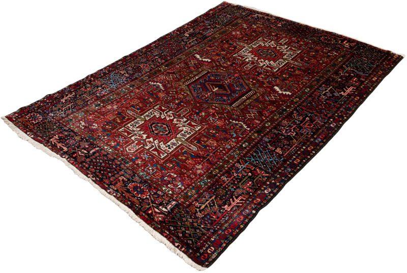 Antique Persian Karadja Rug Kebabian S Rugs