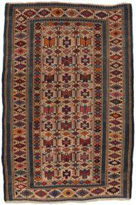 antique shirvan rug