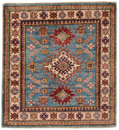 kazak square rug