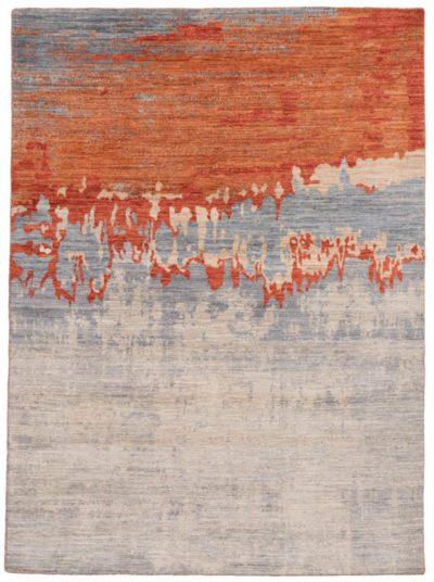 modern afghan rug