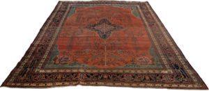 persian heriz runner rug