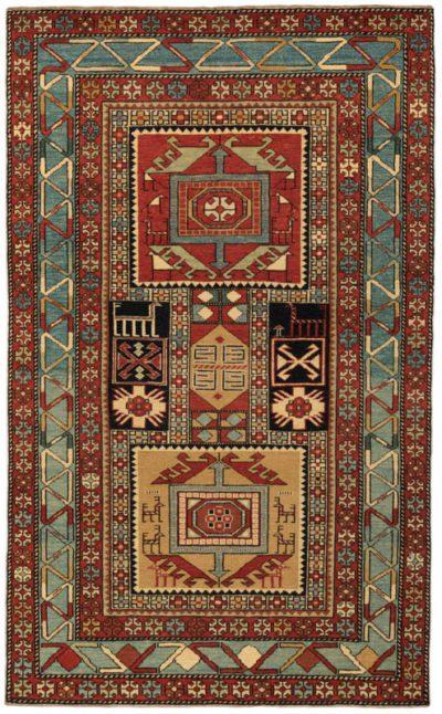 turkish shirvan rug